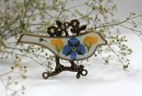 Кулон птица