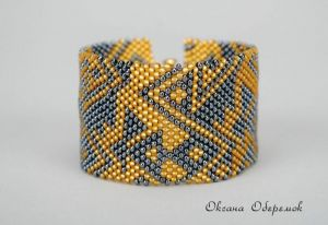 Браслети ручної роботи Золото інків