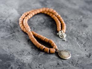 Ожерелья и колье ручной работы Ожерелье