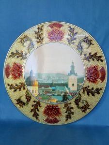 Зеркала ручной работы Зеркало Чертополох