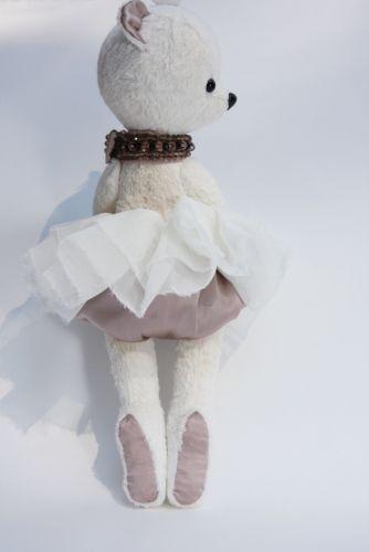 Мишка балерина Малена