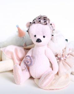 Куклы ручной работы Мишка Мила