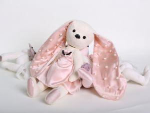 Куклы ручной работы Авторская зайка Оливия