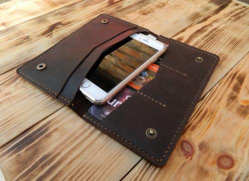 Портмоне кошелек для телефона, документов, денег