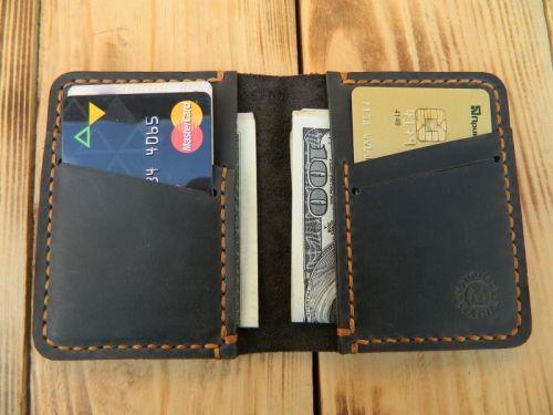 Мужской, женский кошелек бумажник для карт и денег