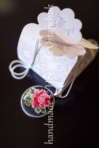 Остапчук Христина Розовая роза