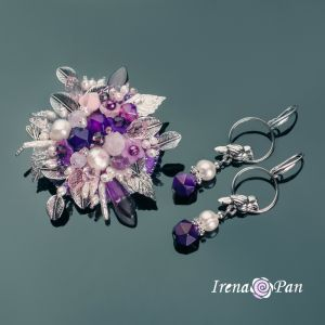 "Brooches ""Pure"""