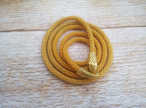 Золота змійка