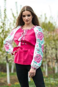 """Блузки вышиванки Вишитая блуза """"Розовая мечта"""""""