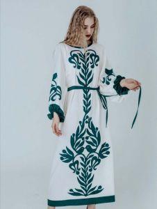 """Платье вышиванка ручной работы Вышитое платье """"Соловьиная роща"""""""