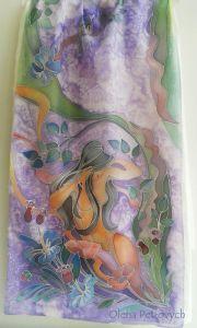 Модная женская одежда Тропическая нимфа