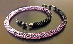 Джгут Pink&Black