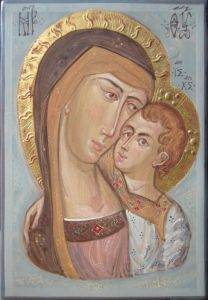 Помян Сергей Madonna San Gimignano