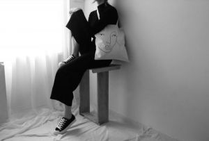 Еко сумка ручної роботи Сумка Alma Tote Bag