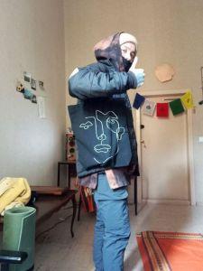 Еко сумка ручної роботи Сумка Aaron Tote Bag
