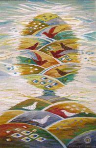 "Tapestries Гобелен ""Веснянка"""