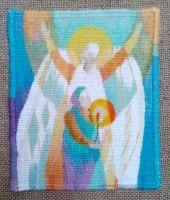 """Молитва (из серии """"Ангел хранитель"""")"""