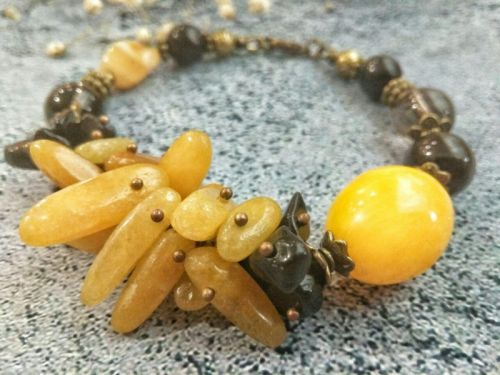 Женский браслет из натуральных камней. Подарок девушке