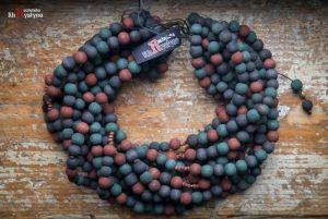 Ожерелье из дерева Деревянное микс 12