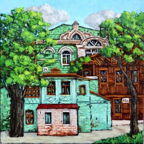 Киевские старожилы