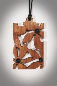 Crafters «Квіткова галявина», кулон ручної роботи
