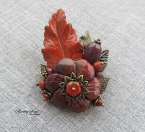 """Brooches """"Кармеліта"""""""