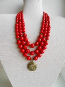 Ожерелье из коралла Ожерелье из коралла