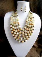 Ожерелье со згардой