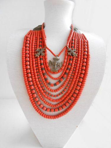 Ожерелье с гуцульскими згардами