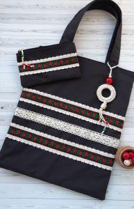 Повседневные женские сумки Сумка в украинском стиле