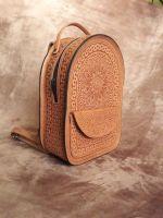 Кожаный рюкзак из натуральной кожи ′Талисман′