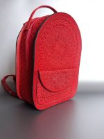 Кожаный рюкзак из натуральной кожи Талисман