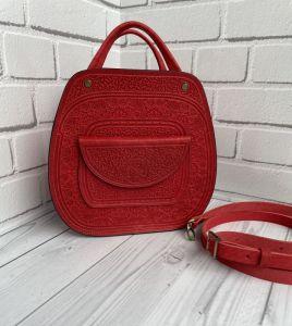 Повседневные женские сумки Кожаная сумка, кожаная сумка ручной работы, сумка через плечо, наплечная сумка, женская кожаная сумка