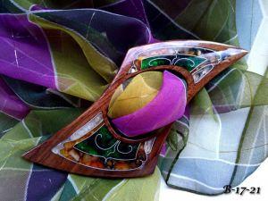 Разное Пряжка для платка, шарфа, палантина