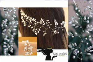 Різне Весільна позтяжка на волосся