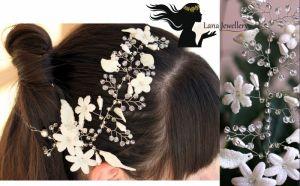 Різне Весільна прикраса на волосся