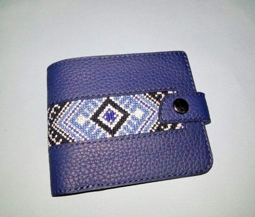 """Чоловічий гаманець """"Класичний - 2"""""""