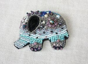 Crafters Брошка Слоненя