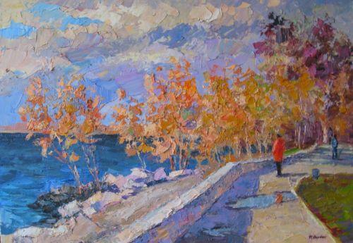 Осенняя набережная