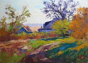 """Мальовані картини """"Осінні барви"""""""