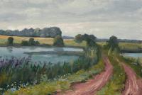 Дорога понад річкою