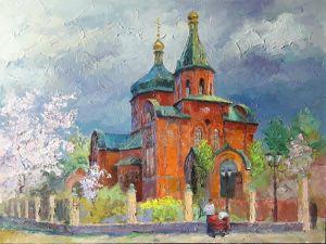 """Сердюк Борис """"Весна. После дождя"""""""