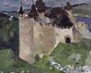 Устянская Вера Хотинская крепость