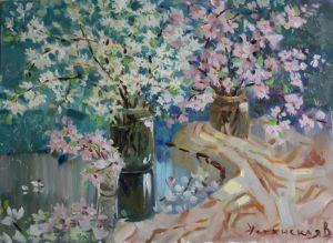 Устянская Вера Дыхание весны