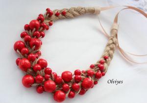 Ожерелье Olviyes