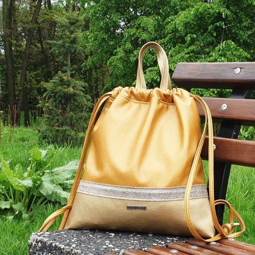 Стильний рюкзак - сумка 2 в 1