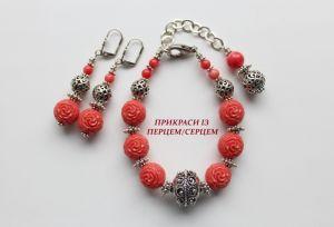 Jewelry sets Рожева мрія