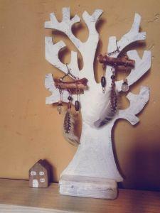 Ateliers Сережки у бохо стилі