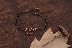 "Bracelets Браслет ""Пташка"""