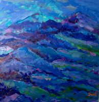 Горы мои веселенькие, горы мои милые